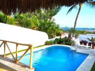 By the Month from 4/15: Casa, pool, marina la cru - La Cruz de Huanacaxtle vacation rentals