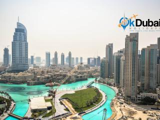 Okdubaiholidays - Pansy Downtown - Emirate of Dubai vacation rentals