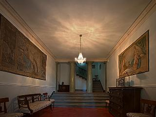 Villa Humbourg, Tuscany, Apartment Mirtillo - Certaldo vacation rentals