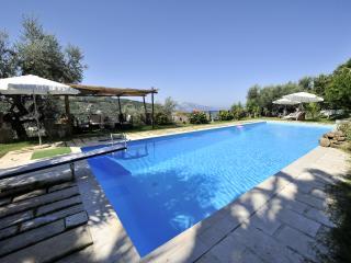 Large villa with pool,sauna,garden and sea view - Massa Lubrense vacation rentals