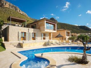 Luxury Villa with Sea views in Puerto Pollensa - Port de Pollenca vacation rentals