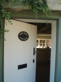 Yew Tree Cottage - cosy, charming, stone cottage - Fenny Bentley vacation rentals