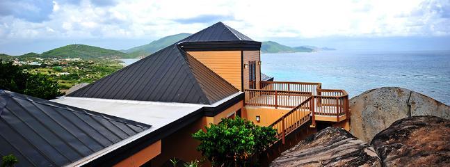 Incredible VG Villa - Dramatic Views - Spectacular - The Baths vacation rentals