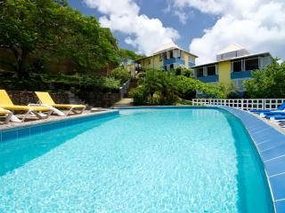 Beautiful Bequia vacation Condo with A/C - Bequia vacation rentals