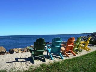 Sunrise on the Cove: Unobstructed 180 degree views of Pigeon Cove - Rockport vacation rentals