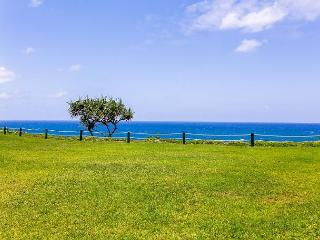 Pali Ke Kua 131: Affordable studio, great view, easy beach access! - Princeville vacation rentals