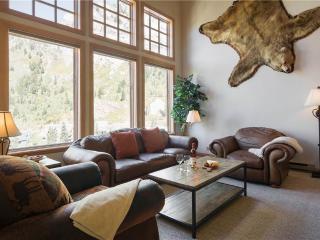 3 bedroom Apartment with Fireplace in Snowbird - Snowbird vacation rentals
