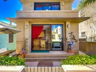 MISSION BEACH HOME - STEPS TO THE SAND! - Mission Beach vacation rentals