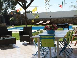 Villetta con piscina a Siracusa - Fanusa vacation rentals