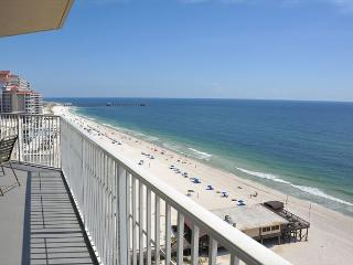 You'll Be Sitting on Top of the World in Seawind 1304, Stunning 2BR - Gulf Shores vacation rentals
