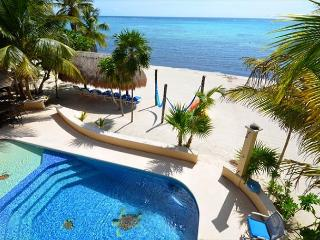 Margarita Villa  Kid Friendly Beach House, Soliman Bay, Riviera Maya, Mexico - Tankah vacation rentals