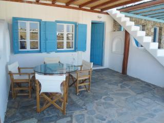 Mykonos  maisonette by the sea - Kalafatis vacation rentals
