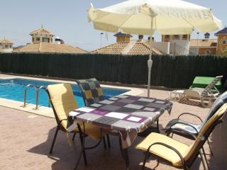2 Bed Villa, Own Pool, Wi-Fi, Nintendo & Air Con - Mazarron vacation rentals