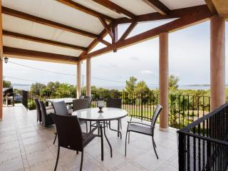 Modern villa overlooking the sea and the sunset - Olmeto vacation rentals