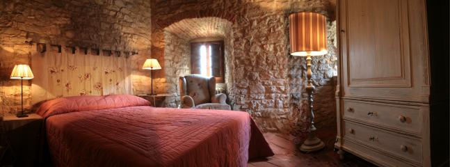 Double bedroom - Luxury apartment in Tuscany (BFY13519) - Castellina In Chianti - rentals