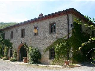 6 bedroom villa in Tuscany - Gaiole in Chianti vacation rentals