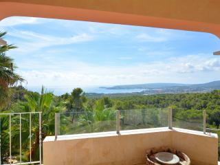 Luxury Villa with Pool next to Puerto Portals - Costa d'en Blanes vacation rentals