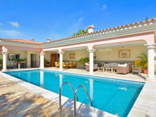 Luxury Villa with Pool next to Puerto Portals - Costa d'en Blanes vacation rentals