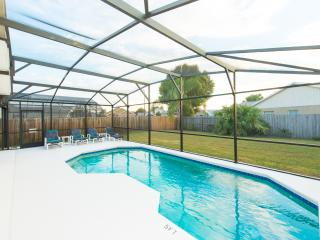 Excellent Family Villa - Close to Disney - Kissimmee vacation rentals