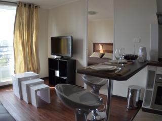 Cute apartment close subway!! - Santiago vacation rentals