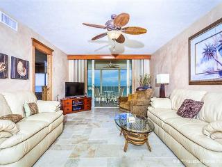 Sun Caper 503, Gulf Front, Elevator, Gym, Heated Pool - Fort Myers Beach vacation rentals