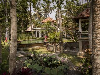 Resort Surya & Chandra, fully catered,AC, sleeps 9 - Candidasa vacation rentals