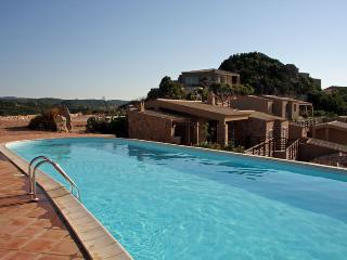 Villa il Borgo dei Fiori with pool and sea view - Costa Paradiso vacation rentals