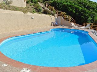 Villa Belvedere with pool and sea view - Costa Paradiso vacation rentals