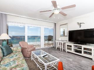 Condo #6011:Amazing Gulf view! Kitchen, w/d, WiFi, DVD, pool, FREE BCH SVC - Fort Walton Beach vacation rentals