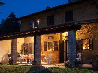 Beautiful cottage with pool and a relaxing garden - Chianni vacation rentals