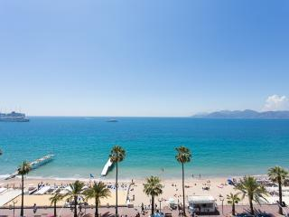 Beautiful 3 bedrooms with terrace and sea view 403 - Cannes vacation rentals