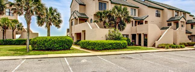 Beachy ocean front  two bedroom townhome - Image 1 - Amelia Island - rentals