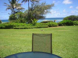 Kaha Lani Resort #119-Oceanfront, King Bed, Wifi! - Kapaa vacation rentals