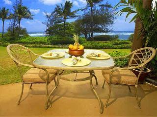 Kaha Lani Resort #121-OCEANFRONT, King Bed! - Lihue vacation rentals