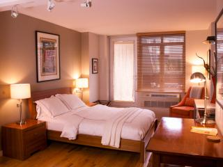 $139/NIGHT MARCH SPECIAL: Modern Studio with Patio - New York City vacation rentals