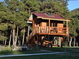 Nice Tree house with Internet Access and Trampoline - Andon vacation rentals