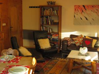 Spacious, secluded apartment for 5 in Les Bossons - Chamonix vacation rentals