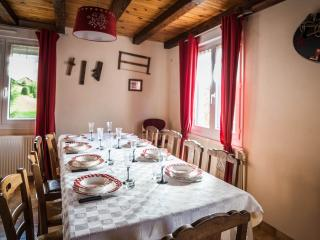 Holiday House for 8 personnes La Bresse, Vosges - Sewen vacation rentals