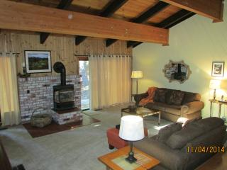 McCoy-Tahoe Park cabin, walk to beach, pool table - Lake Tahoe vacation rentals