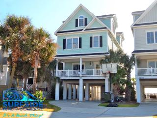 Beautiful 7 bedroom Surfside Beach House with Television - Surfside Beach vacation rentals
