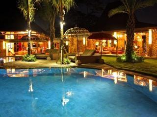 Luxury Ethnic 5 Bedroom Villa Umalas - Bali vacation rentals
