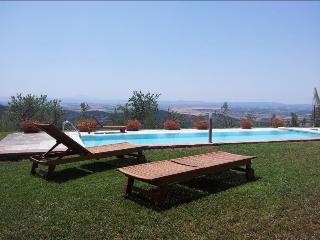 Villa with Panoramic View in Tuscany - Tuscany vacation rentals