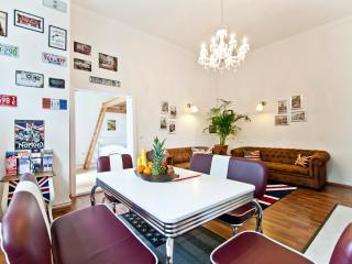 Apartment Comfort Gardenview - up to 7 persons - Berlin vacation rentals