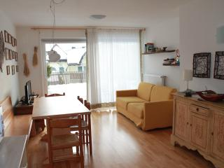 Cozy 2 bedroom Brunico Apartment with Deck - Brunico vacation rentals