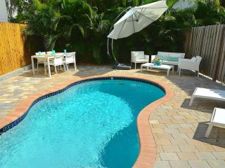 5 STAR NEW 4BR/4BA HEATED POOL HOME 2 BLK TO BCH! - Lauderdale by the Sea vacation rentals