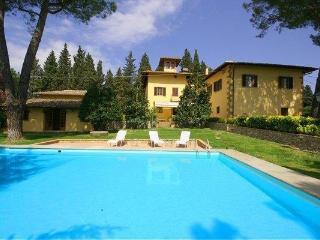 Villa in Certaldo, Tuscany, Italy - San Donnino vacation rentals
