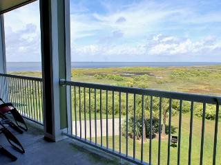 Check out the BAY VIEWS from our Bayside Beauty!!! - Surfside Beach vacation rentals