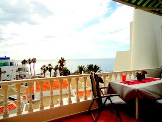 Lovely  3BR BUNGALOW,  OCEAN FRONT - Playa de las Americas vacation rentals