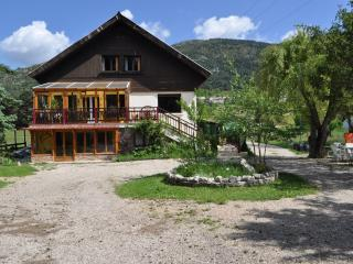 1 bedroom Gite with Internet Access in Andon - Andon vacation rentals