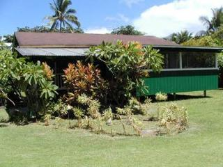 Cozy House in Wainiha with DVD Player, sleeps 4 - Wainiha vacation rentals